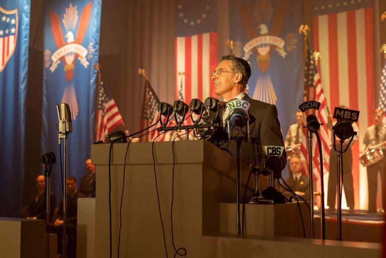 John Turturro in 'The Plot Against America'. Beeld AP