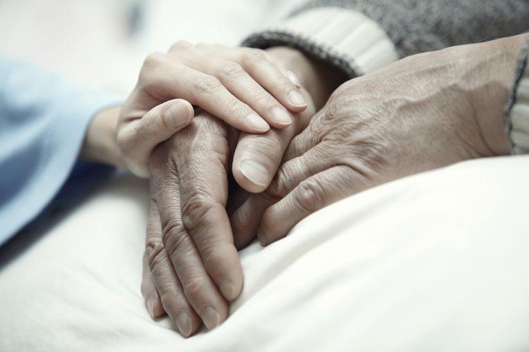 De huisarts van de 85-jarige Simona raadpleegde geen psychiater voorafgaand aan de euthanasie van zijn patiënte. Beeld THINKSTOCK