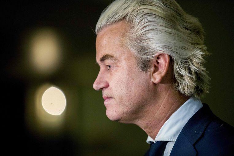 Over Geert Wilders:
