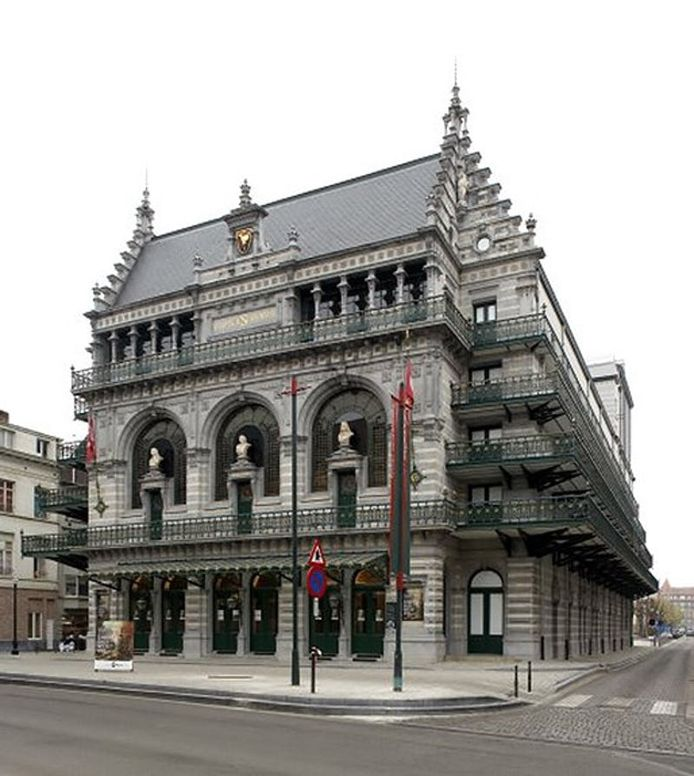 Le Théâtre royal flamand