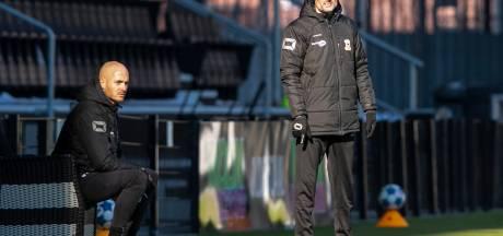 GA Eagles-trainer Van Wonderen: 'Tegenstanders willen niet achter komen tegen ons'