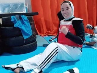 """Afghaanse atlete zou geschiedenis schrijven op Paralympische Spelen, maar ziet droom nu in rook opgaan: """"Ik ben opgesloten"""""""