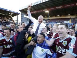 Burnley keert na één jaar terug naar Premier League (en dat zal de trainer geweten hebben)