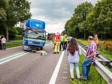 Man uit Hoogeveen slachtoffer ongeval N48