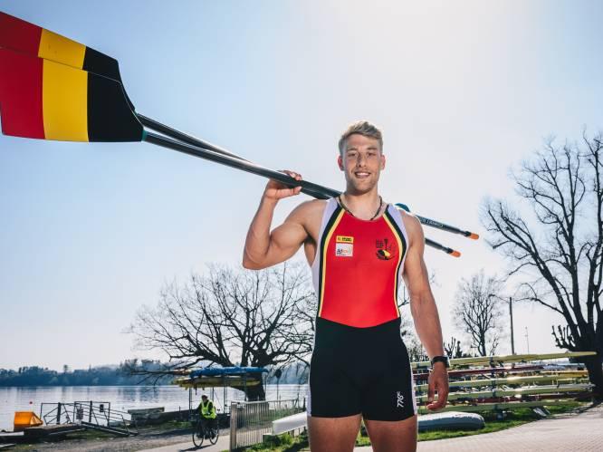 """Ward Lemmelijn, superatleet en de Belgische roeihoop voor de Spelen: """"Ik begin met het idee dat ik fysiek met voorsprong de allerbeste ben"""""""