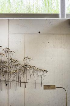 fotoreeks over Kijk binnen in een woonloft met mini-jungle