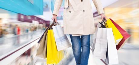 Shopaholics hebben het nu óók moeilijk, hoor