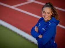 Mookse atlete Yasmine Abbes pakt brons in VS