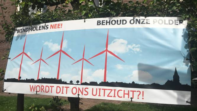 Windmolens leiden tot spanningen in Lithoijense bevolking