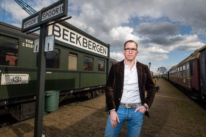 Herre Dijkema, directeur Toerisme Veluwe Arnhem Nijmegen:  ,,We hebben als Nederland helemaal geen visie op toerisme. Terwijl er op jaarbasis 32 miljard euro in omgaat.''