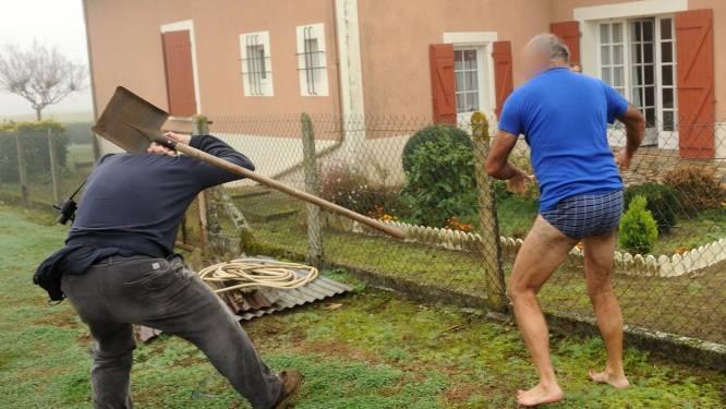 Franse boer krijgt 10.000 euro van tv-zender na beelden van hem in zijn onderbroek