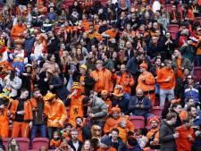 La fédération néerlandaise vise au moins 12.000 spectateurs par match à l'Euro