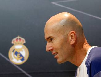 """Zidane: """"Kampioenen staan altijd op in grote duels"""""""