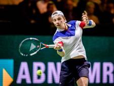 Griekspoor uitgeschakeld in eerste kwalificatieronde Roland Garros