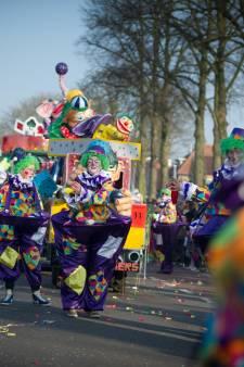 Dik een maand na carnaval toch optochten in Alverna en Wijchen