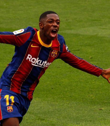 Frenkie juicht tegen Luuk in De Jong-clash: Dembélé en Messi belonen dominant Barça