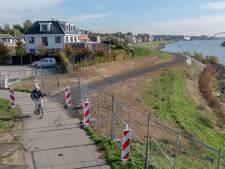 Binnenkort fietsen op 'illegaal' fietspad Oost-Kinderdijk