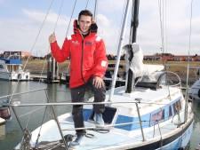 Zeezeiler Michiel Goegebeur drie jaar na verongelukken broer: 'Als ik op zee zit, is Hannes altijd dichtbij'