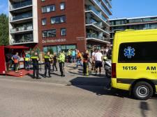 Waterleiding springt bij werkzaamheden: wateroverlast in flatgebouw