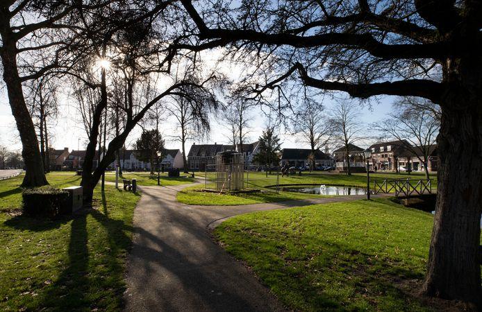 De Berg in Nuenen is een beschermd, historisch dorpsgezicht.