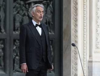 Andrea Bocelli onder vuur om corona-uitspraken