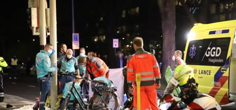 Brommerrijder (60) overleden na aanrijding op Erasmusweg, automobilist (43) aangehouden