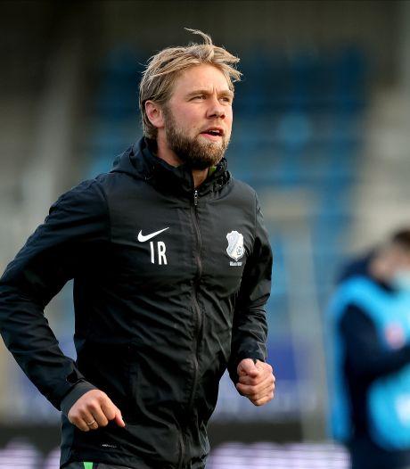 FC Eindhoven ziet 'positieve uitzondering' Ivo Rossen vertrekken: 'We vinden het jammer'