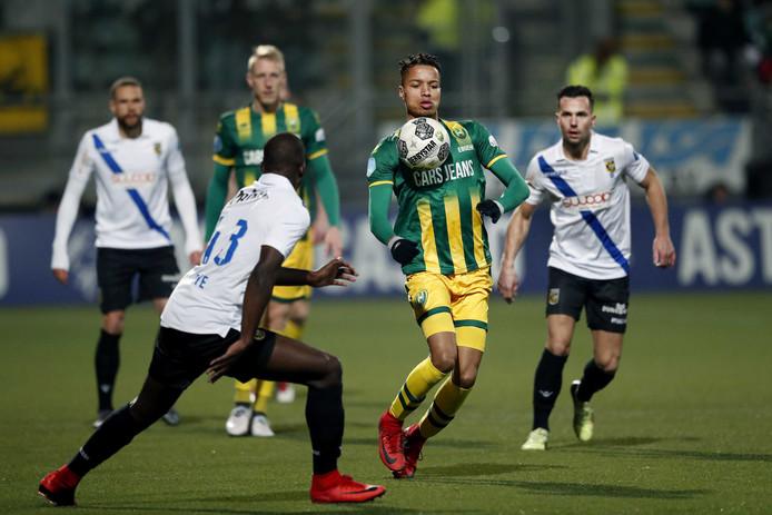 Vitesse wil zondag de 1-0 nederlaag tegen ADO Den Haag goedmaken tegen Feyenoord.