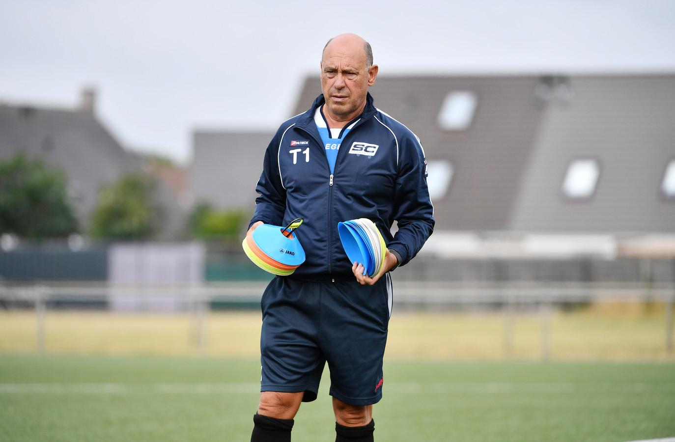 Frank Braeckmans begint deze zomer aan zijn vierde seizoen bij Herentals.