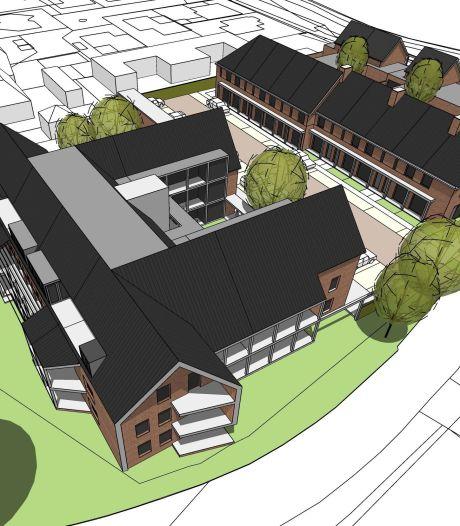 Appartementengebouw is blikvanger van nieuwe buurt 'Overmorgen' in Overasselt