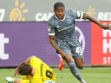 Voormalig jeugdspeler Kwarteng van Hamburger SV op proef bij Go Ahead Eagles
