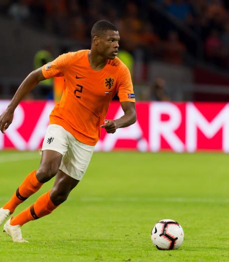 'Oranje heeft in Dumfries rechtsback voor de toekomst gevonden'