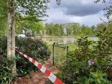 Zoektocht in water naar sporen in zaak gevonden  dode baby in Wernhout beëindigd