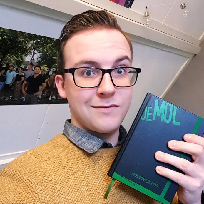 Gido van Wie is de Mol? 2020 op YouTube.