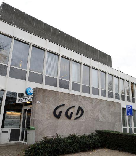 GGD keert weer even terug: ook coronatesten langs de Ringbaan-West voor fietsers en wandelaars