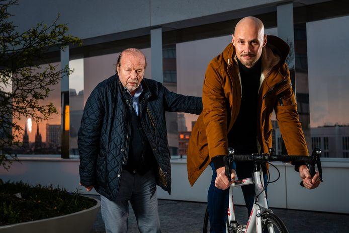 Hugo Camps en Tom Boonen fileren het Belgische wielerjaar.