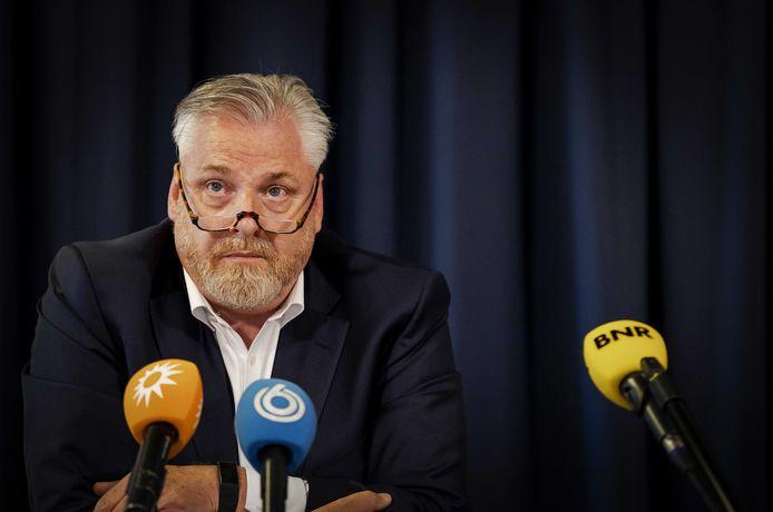 Strafrechtadvocaat Peter Schouten.