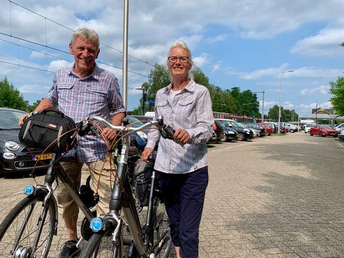 Geert (72) en Annemieke (67) Maatman uit Montfoort.