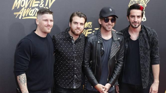 Rockband All Time Low neemt juridische stappen tegen beschuldigingen van seksueel misbruik