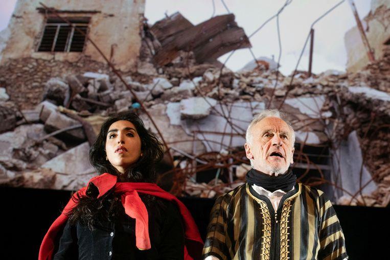 Orestes in Mosul. Beeld Michiel Devijver