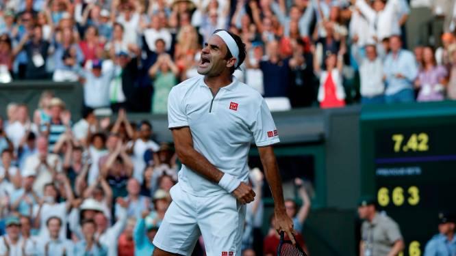 Federer vloert Nadal na heus spektakelstuk en vervoegt Djokovic in finale