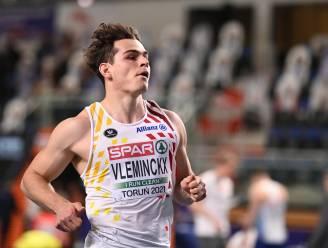 EK INDOOR. Robin Hendrikx en Isaac Kimeli naar finale 3.000m, Kobe Vleminckx sprint naar halve finale op 60m