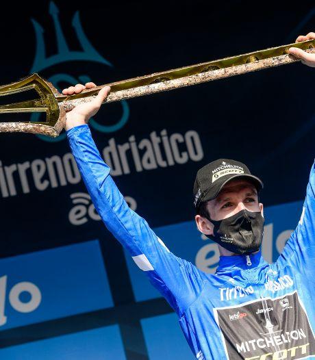 """Tirreno-Adriatico: un programme riche et varié pour la """"Course des deux mers"""""""
