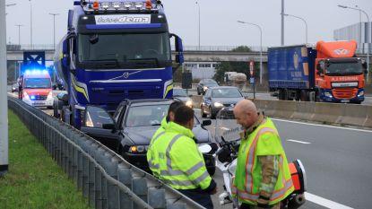 Chauffeur bijt stuk uit oor van trucker op E17: achttien maanden cel