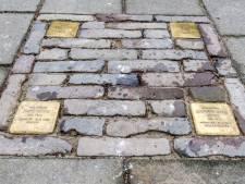 Hengelo herdenkt de razzia in 1941 met een Stolperstein aan de Marthastraat