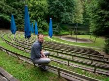 Onzekerheid over voorstellingen voor volwassenen in openluchttheater De Pinkenberg in Rozendaal
