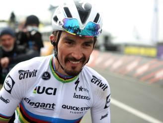 Na Evenepoel verlengt ook Alaphilippe bij Deceuninck-Quick.Step: wereldkampioen blijft tot eind 2024