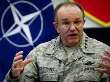 Le commandant en chef de l'Otan en visite en Ukraine