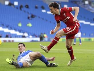 LIVE. GOAL! Diogo Jota zet Liverpool op voorsprong
