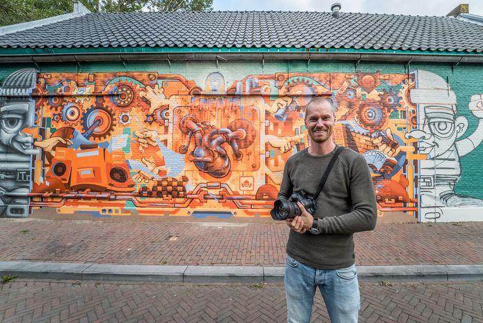 Fotograaf Remco Koers brak het afgelopen jaar door met zijn bijzondere foto's.